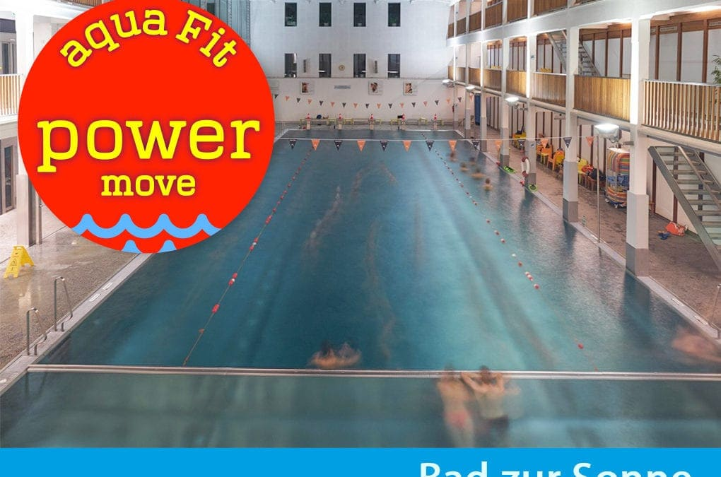 Aqua Fit Power Move
