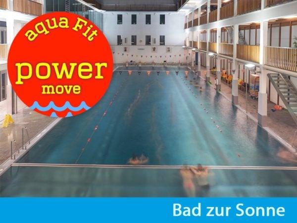 Aqua Fit & Power Move