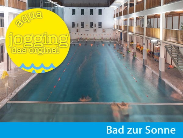 Aqua Jogging das Original