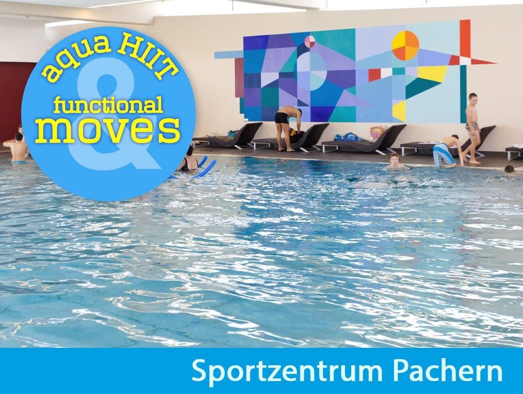 AQUA HIIT & Functional Moves